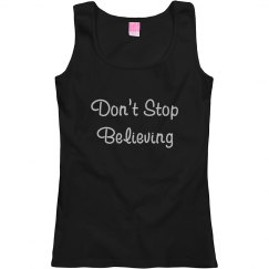 Don't Stop Believing Tank