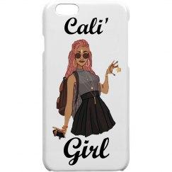 California Girl iPhone 6 Case