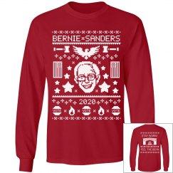 Bernie Stay Warm Tee