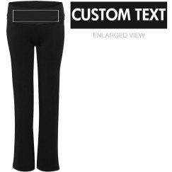 Customizable Yoga Pants