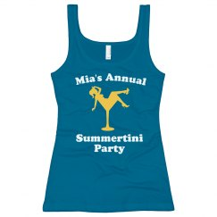 Summertini Summer Party