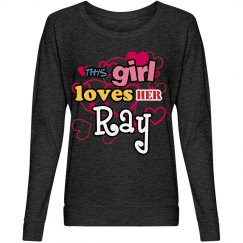 This girl loves Ray!