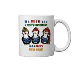 Penguin Carolers