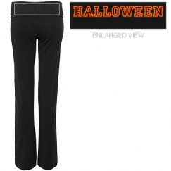 halloween yoga pants