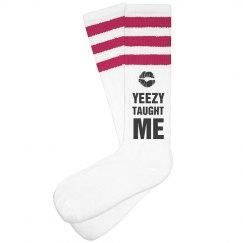 Yeezy Taught Me Something