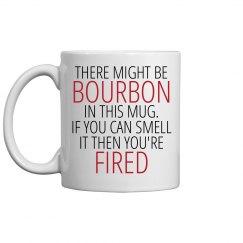 Boss Likes Bourbon