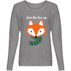 Shut The Fox Up