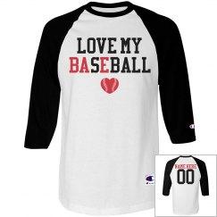 Bae Baseball Girlfriend