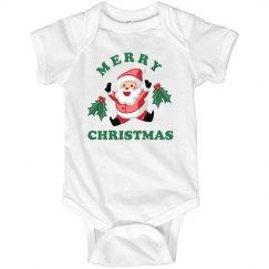 Baby's Merry Christmas