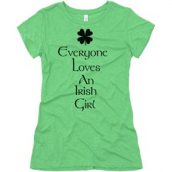 Love Irish Girls