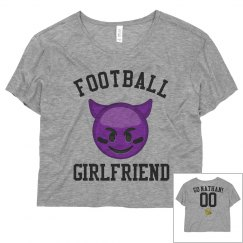 Football Girlfriend Devil