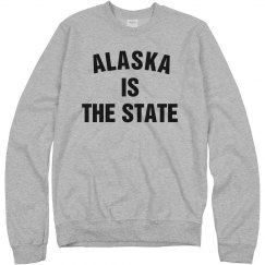 Alaska is the state