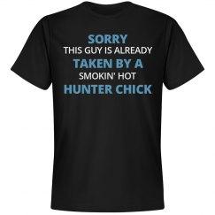 Taken hunter chick
