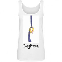 Aerial Silks Pony Tank Top