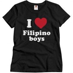 I love Filipino boys!
