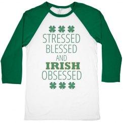 st paddys day shirt
