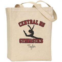 Central HS Gymnast