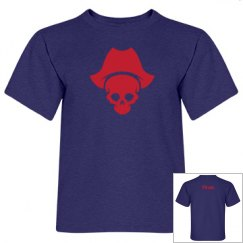 Pirate Toddler Tee