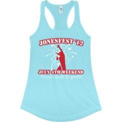Jonesfest July 4th Tank
