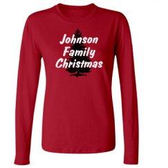 Johnson family christmas