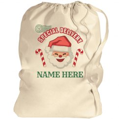 Special Santa Delivery Sack