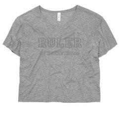 Ruler shirt