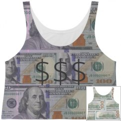Money Crop Top