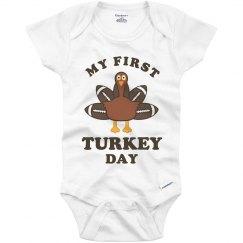 Football Baby Turkey