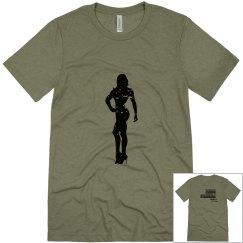 Mens Bikini Comp T-Shirt
