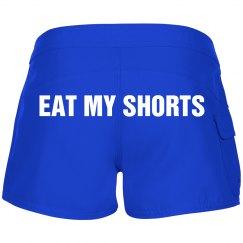 Eat My Shorts Shorts