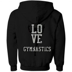 love,gymnastics,sweater
