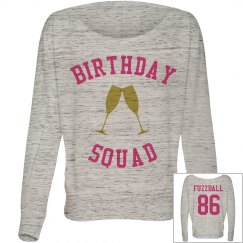 BD Squad Sweaters
