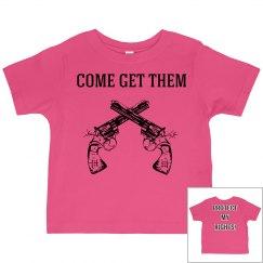 COME GET THEM