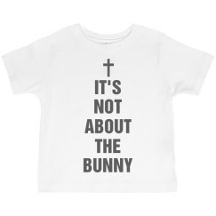 Cute Easter Toddler Jesus Quote