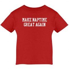 Make Naptime Great Again