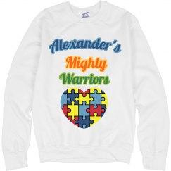 Alexander Sweatshirt Woman's💜