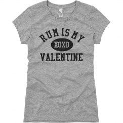Rum Is My Valentine
