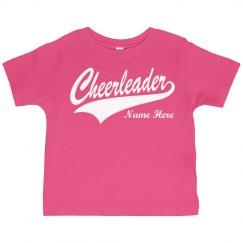 Cheerleader Ashley
