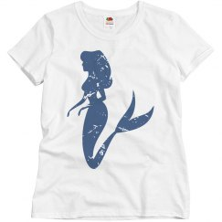 Mermaid in distress! T shirt
