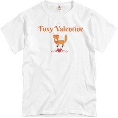 Foxy valentine