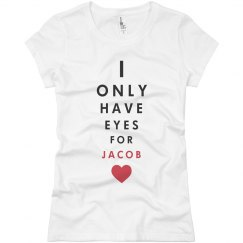 Eyes for Jacob