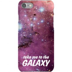 Take Me To The Galaxy
