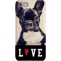 Custom Pet Photo Phone Case