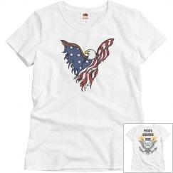 ARMY Mom- Eagle