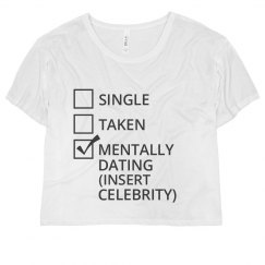 Mentally Dating Celebrity