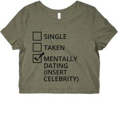 Mentally Dating Celebrity