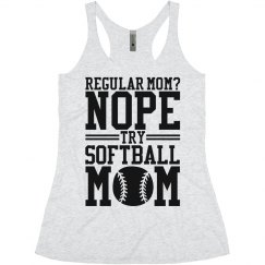 One Awesome Softball Mom