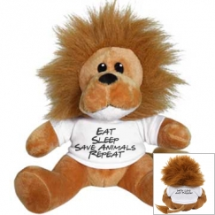 Save Lions Plush