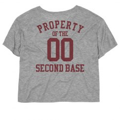 Property of the second base
