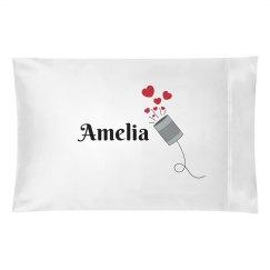 Amelia Pillowcase